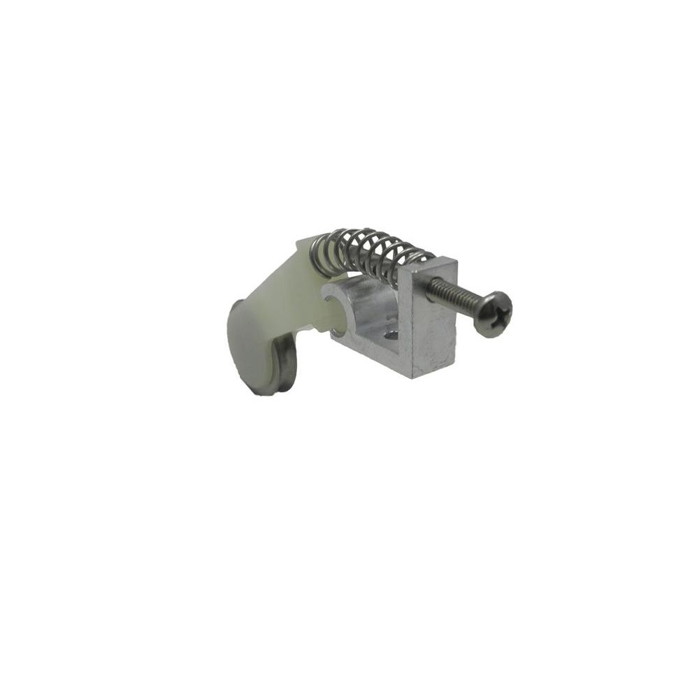 1 in. Steel Wheel Screen Door Roller Assembly for Yale Ogron