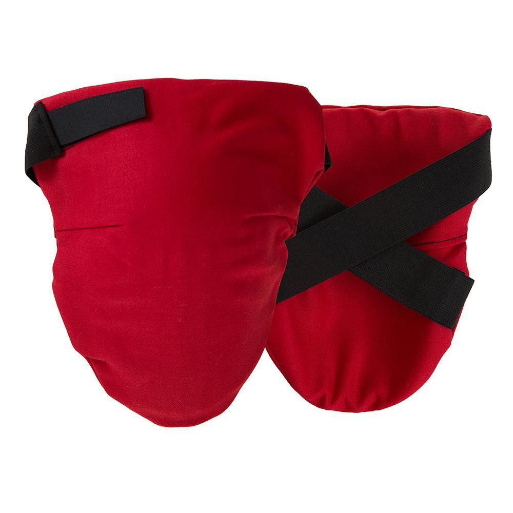 Red Fire Retardant Knee Pads