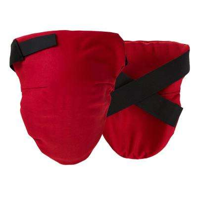 Red Fire Retardant Knee Pads