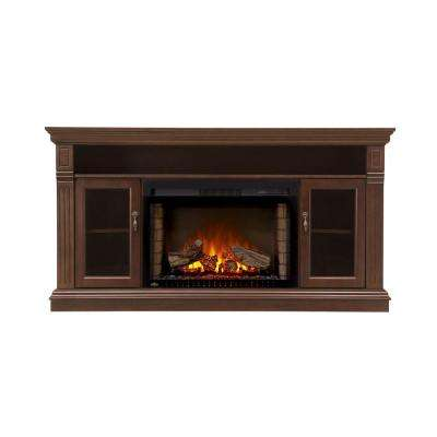 Cantebury 64 in. x 34 in. Mantel with 29 in. Firebox