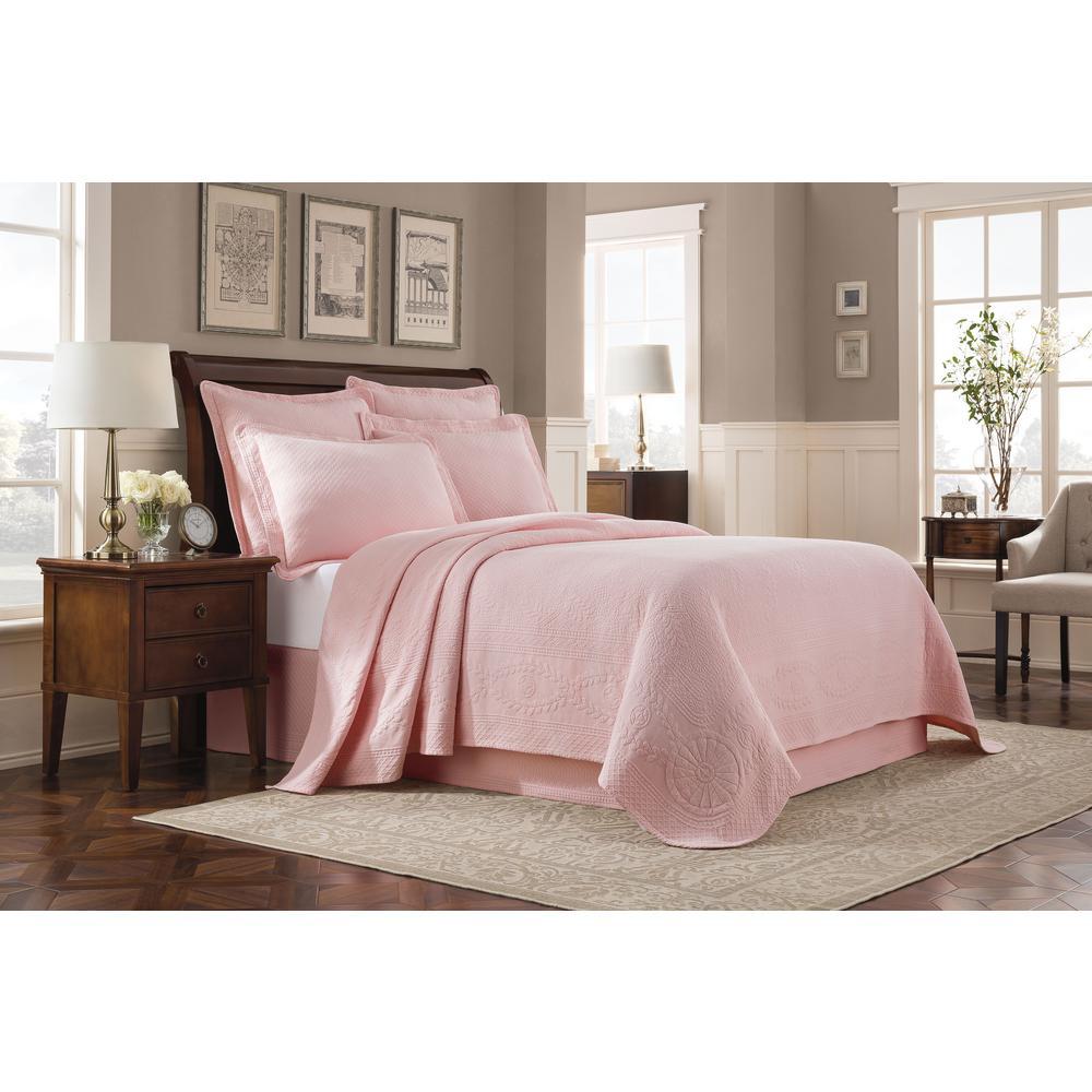 Williamsburg Abby Shell Full Bedspread