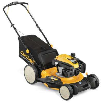 21 in. 159cc 3-in-1 High Rear Wheel Gas Walk-Behind Push Mower