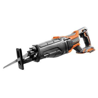 No tool blade change ridgid reciprocating saws saws the home 18 volt gen5x cordless reciprocating saw tool only with 1 greentooth Gallery