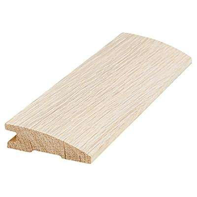 Coastline Oak 0.56 in. Thick x 2 in. Wide x 84 in. Length Reducer Hardwood Molding