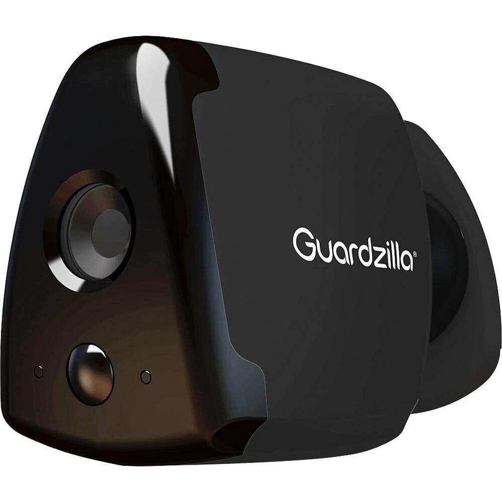 Indoor Outdoor Wireless HD Cam, Black