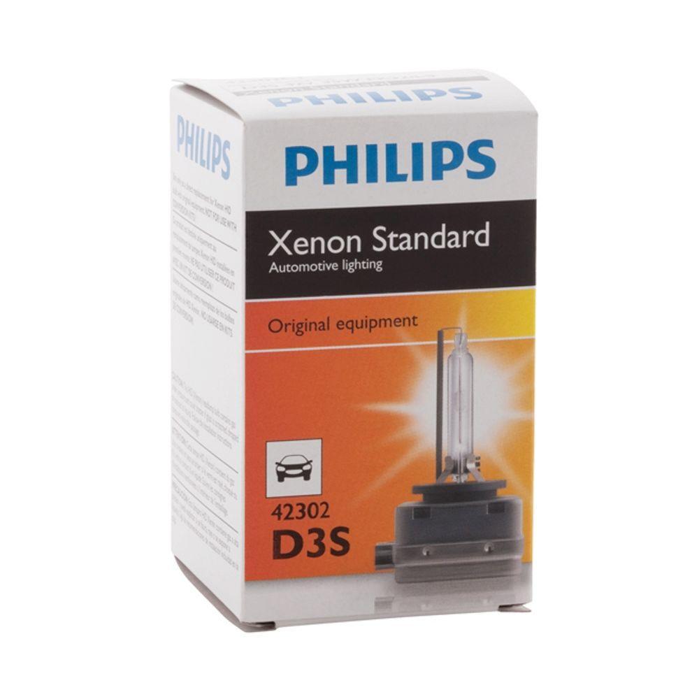 Standard HID 42302/D3S Headlight Bulb (1-Pack)