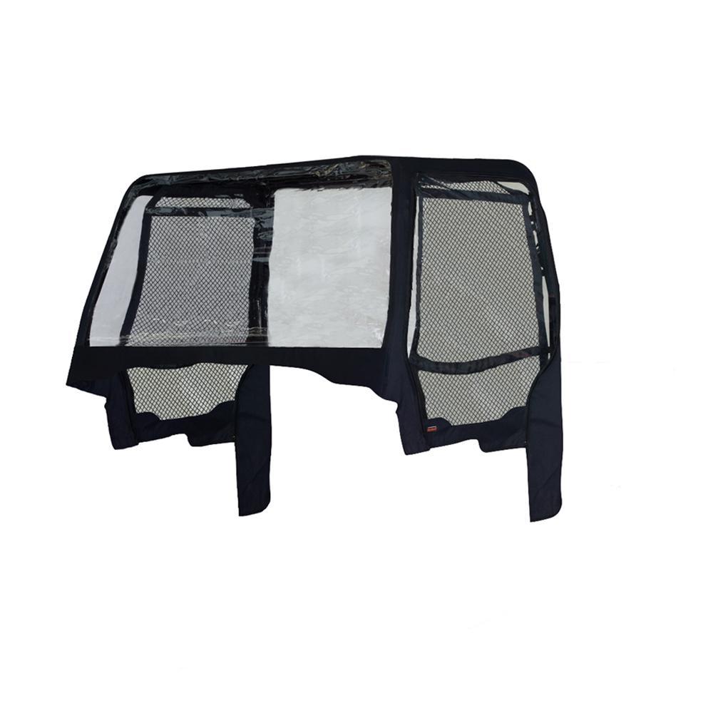 Classic Polaris Ranger Accessories Camo UTV Cab Enclosure with Fast Straps