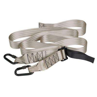 1-7/8 in. Webbing Strap Vertical Climbing Belt