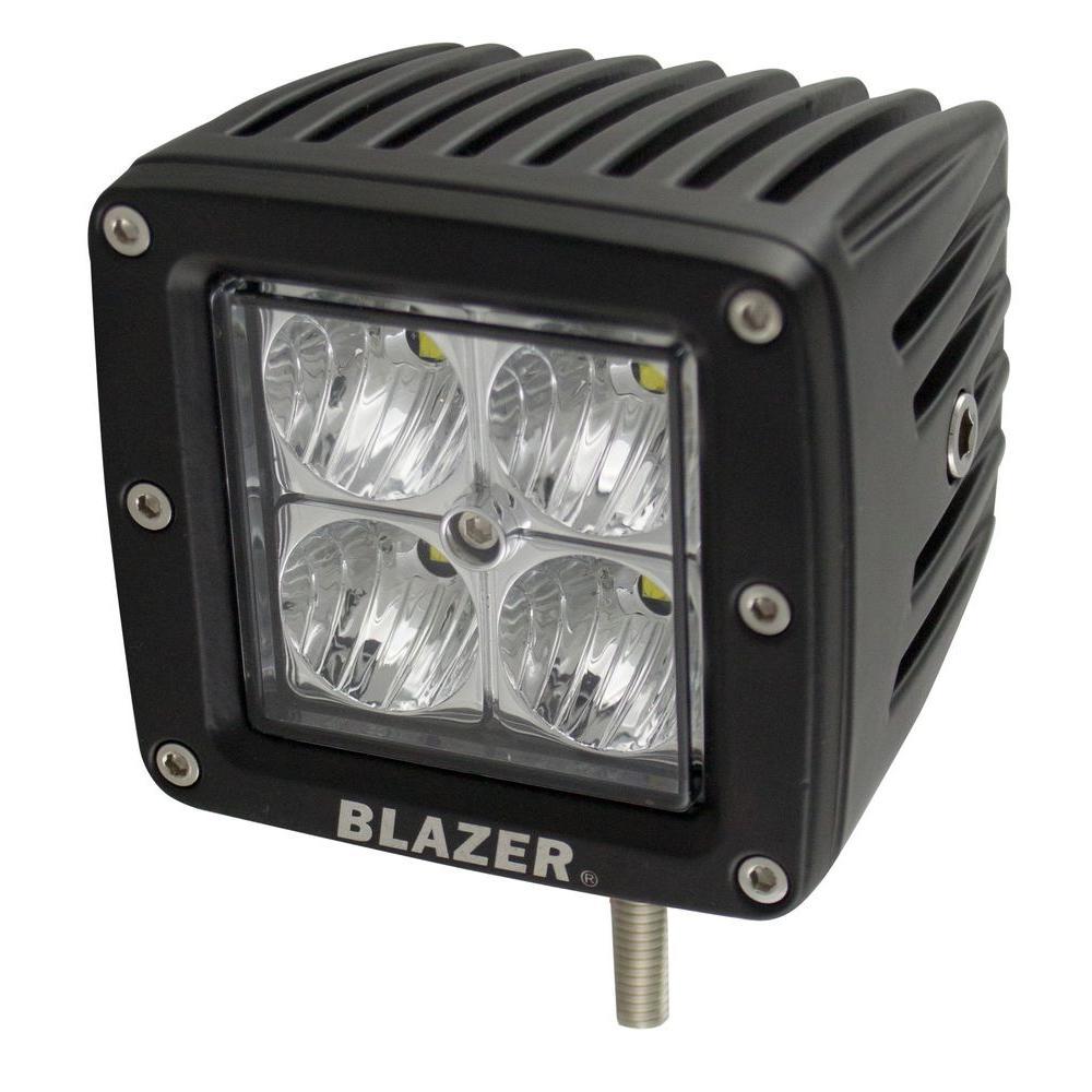 LED 2 in. x 2 in. Flood Light