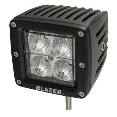 LED 2 in. x 2 in. Flood Light