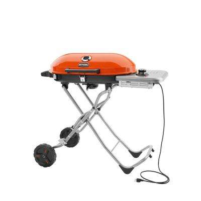 Gridiron 348 sq. in. 1-Burner Portable Electric Grill with Insert System