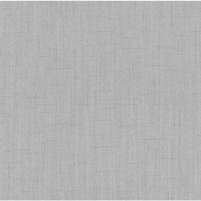 8 in. x 10 in. Coleman Periwinkle Distressed Texture Wallpaper Sample