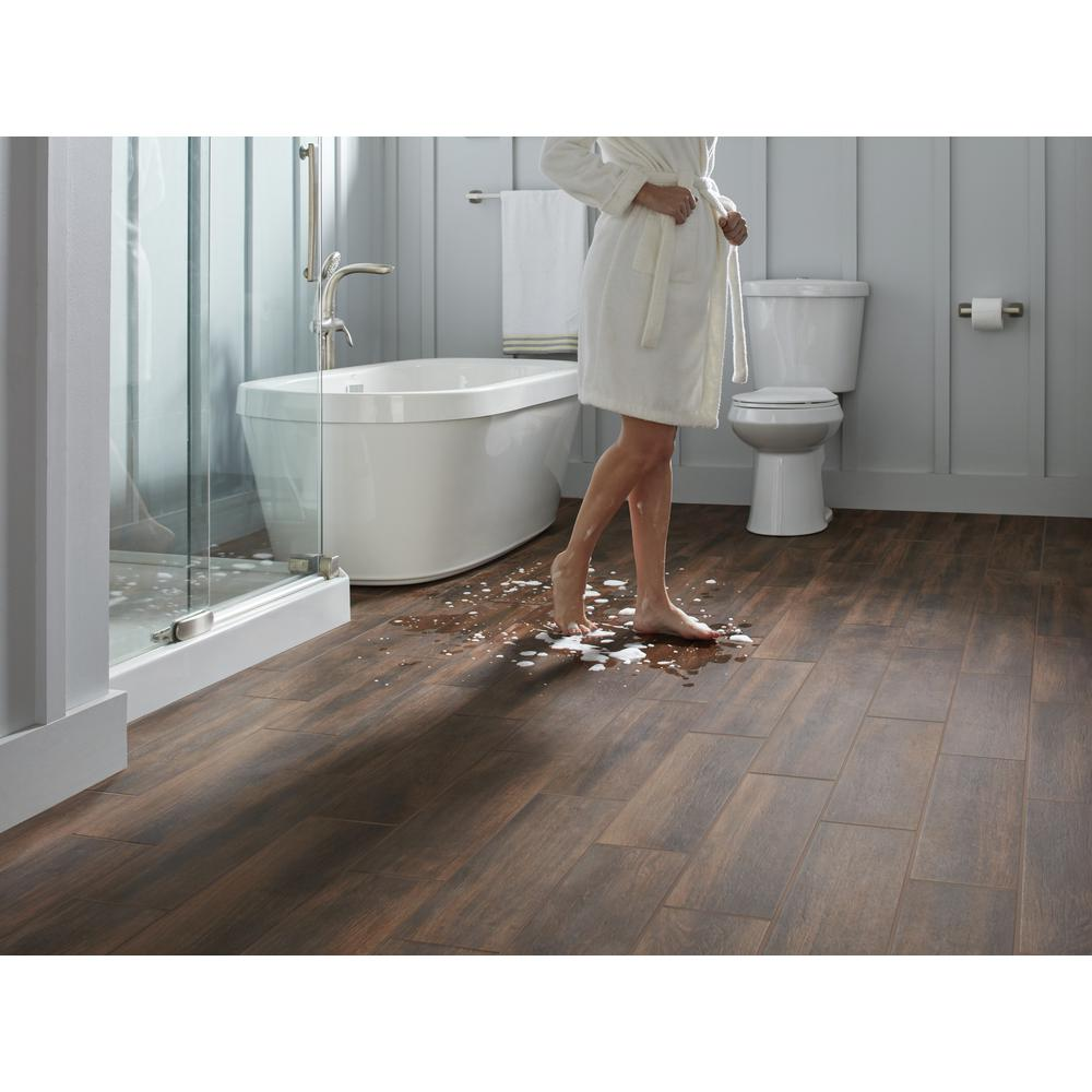 Water Resistant Woods This Is What You Should Know: Trending In The Aisles: LifeProof Slip Resistant Tile