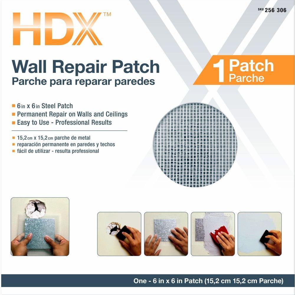 Drywall Wall Repair Patch