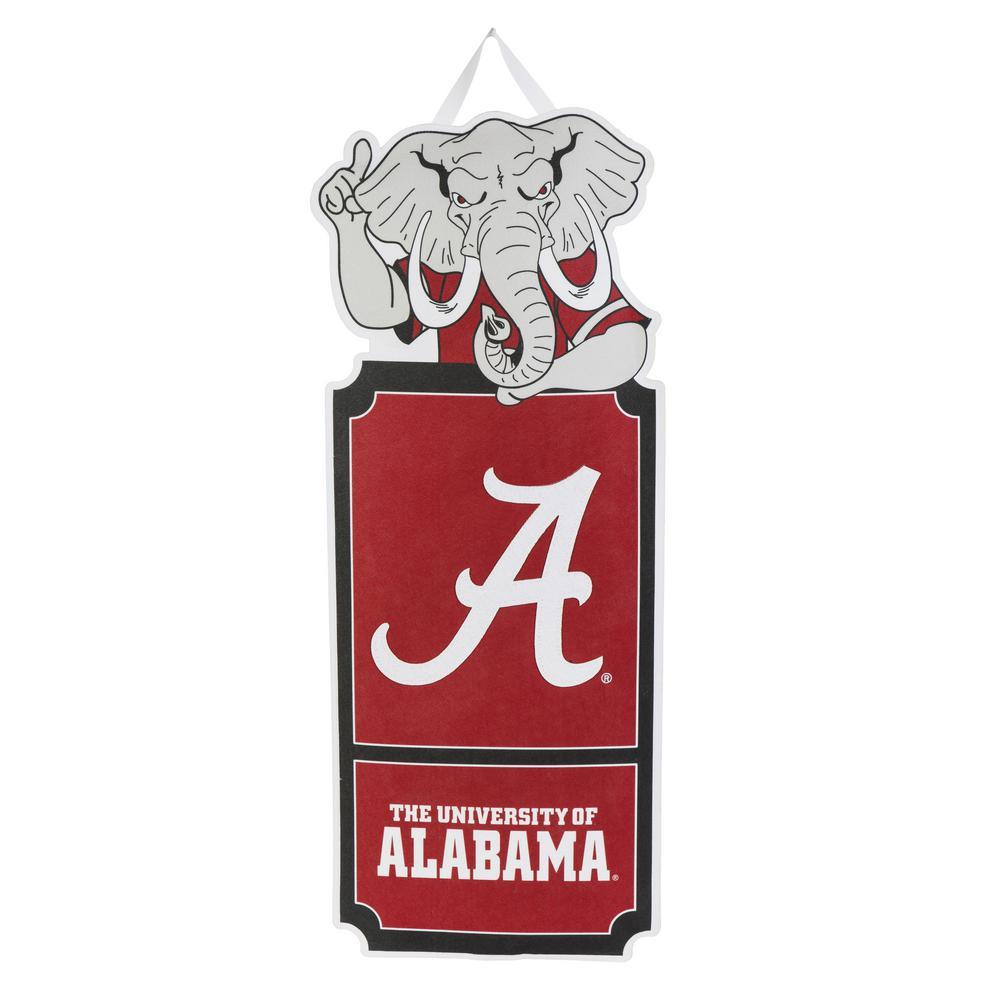 1-1/10 ft. x 3 ft.  University of Alabama Statement Stake