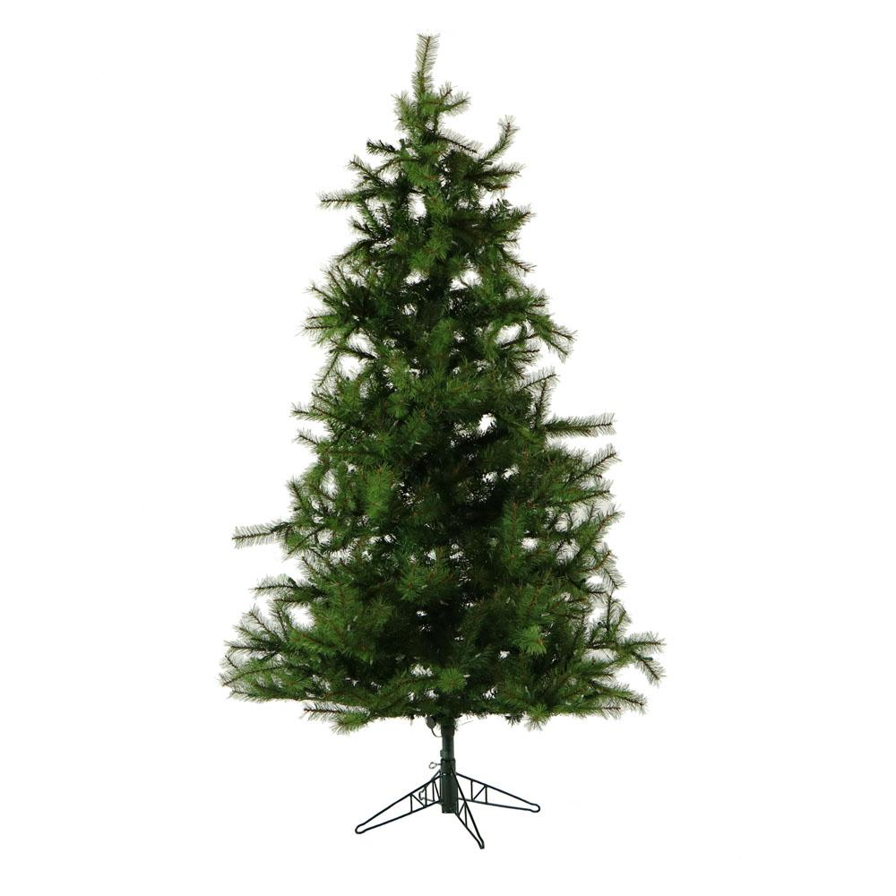 6.5 ft. Unlit Southern Peace Pine Artificial Christmas Tree