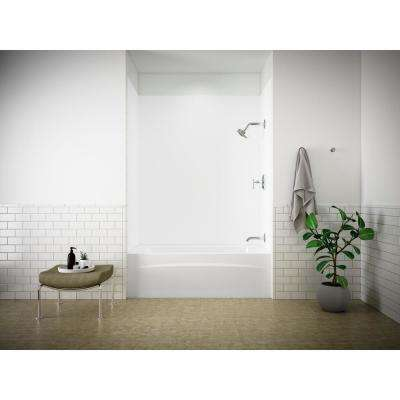 Cograph 32 In X 60 72 Bath And Shower Stall