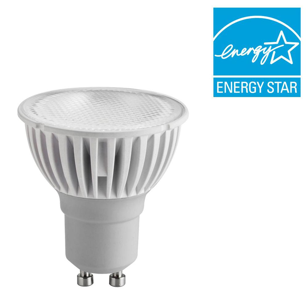 Lithonia Lighting 35W Equivalent Bright White  MR16 GU10 Base Dimmable LED Light Bulb