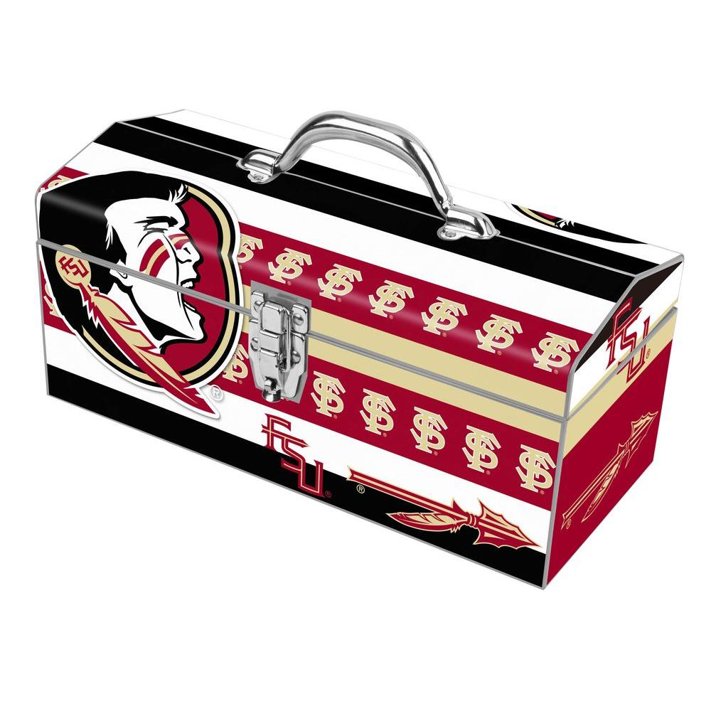 16 in. Florida State University Art Tool Box