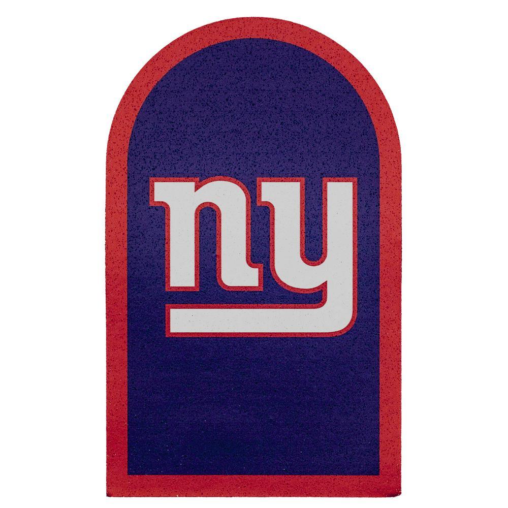 Applied Icon Nfl New York Giants Mailbox Door Logo Graphic