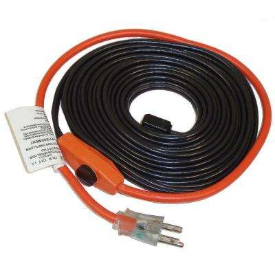 6 ft. Electric Water Pipe Heat Cable