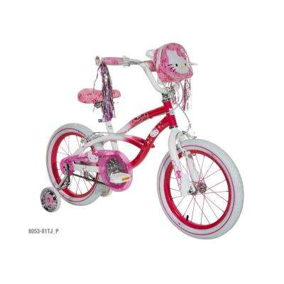16 in. Girls Bike Hello Kitty