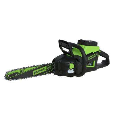 PRO 16 in. 60-Volt Cordless Chainsaw (Tool-Only)