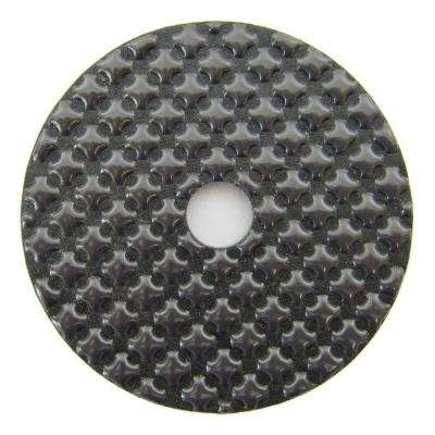 4 in. Diamond Polishing Pad Step-1 for Stone Polishing