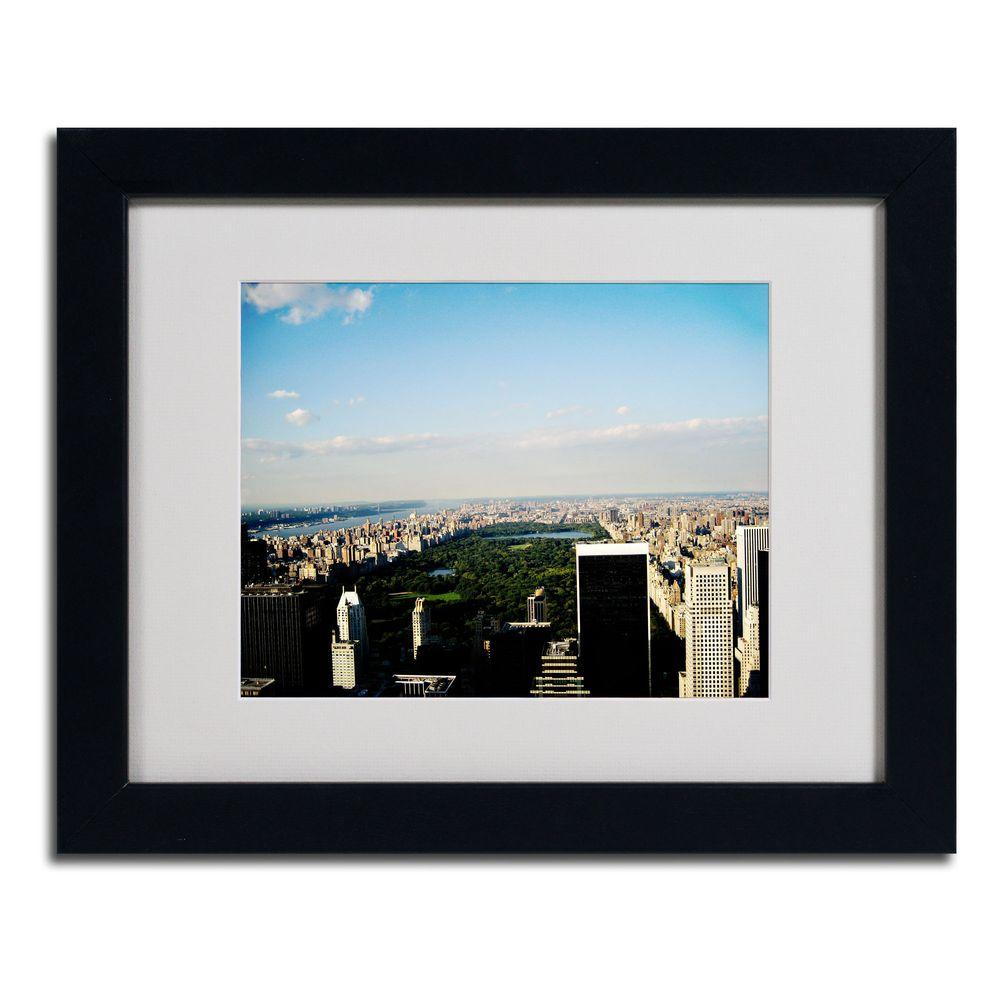 null 11 in. x 14 in. NYC Skies Canvas Art