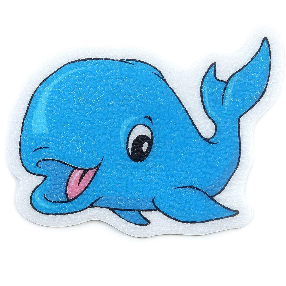 SlipX Solutions Whale Tub Tattoos (5-Count)