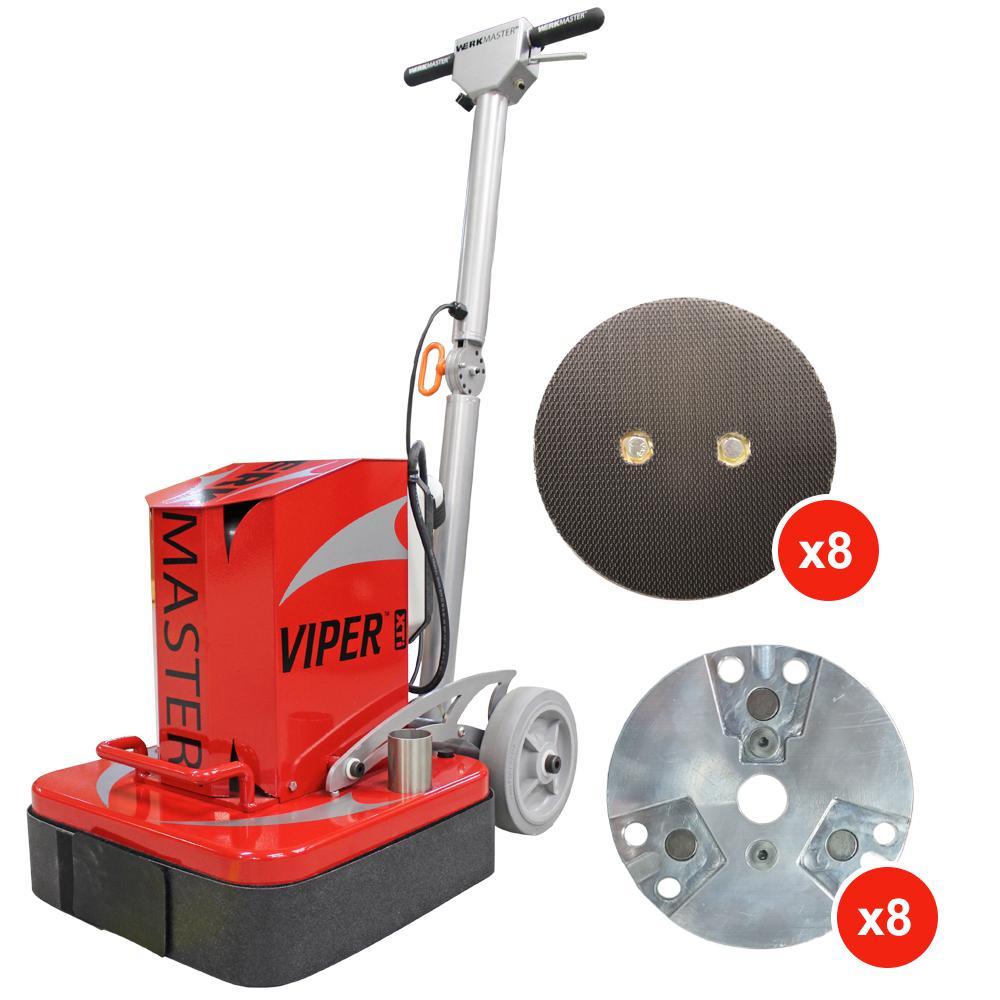 WerkMaster Viper XTi Buffer Burnisher