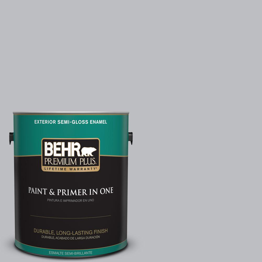 1-gal. #N530-3 High Speed Access Semi-Gloss Enamel Exterior Paint