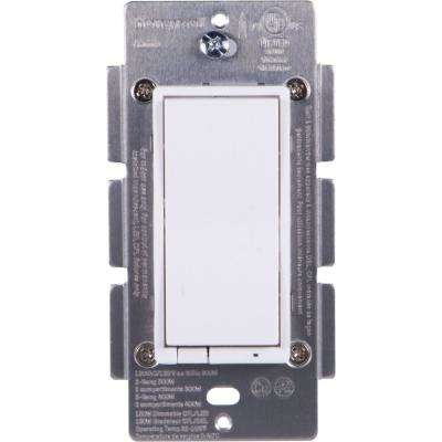Z-Wave Plus Single Plug In-Wall Smart Dimmer