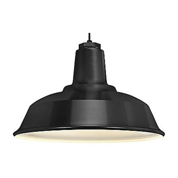 Troy RLM 5DRH16MBLU-BC Heavy Duty Outdoor Pendant-16in Blue-Gloss White Lens 16 Shade