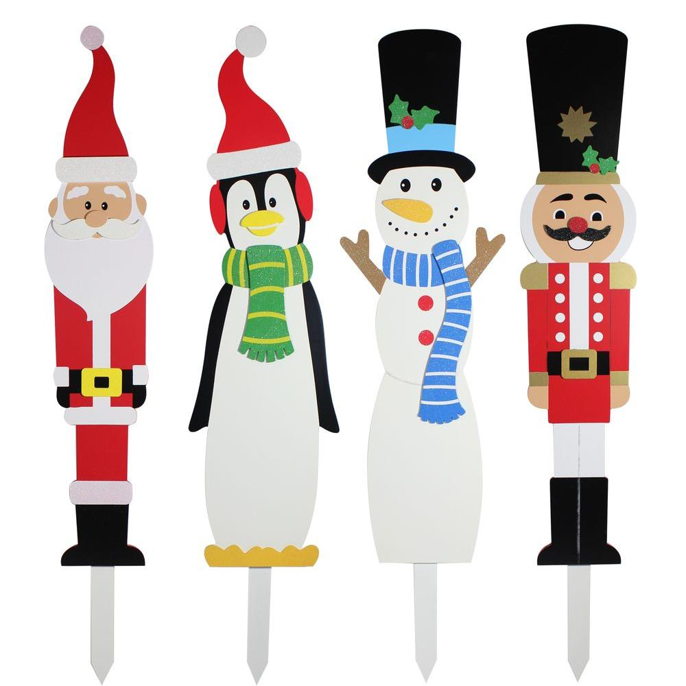 30 in. Holiday Yard Stake (Assorted Styles - 4)
