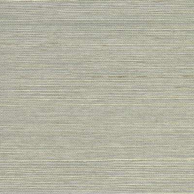 8 in. x 10 in. Lucena Grey Grass Cloth Wallpaper Sample