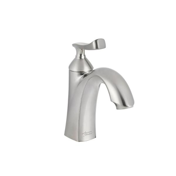 Chatfield Single Hole Single-Handle Bathroom Faucet in Brushed Nickel