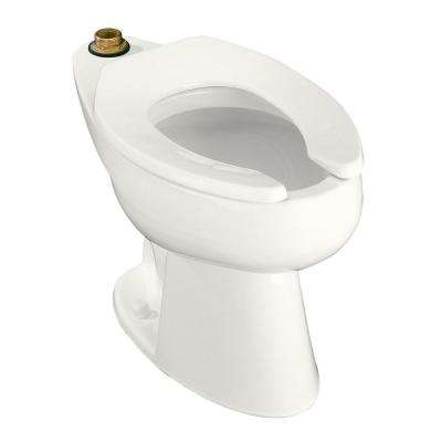 Highcliff Elongated Toilet Bowl Only in White