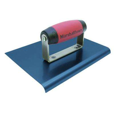6 in. x 6 in. Blue Steel Edger