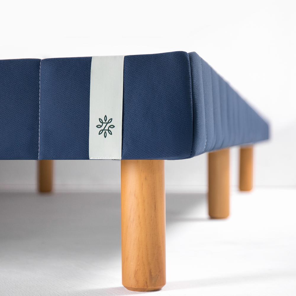 GOOD DESIGN Winner Navy Metal Twin XL 11 Inch Mattress Foundation
