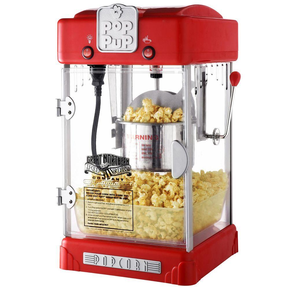 Pop Pup 2.5 oz. Popcorn Popper