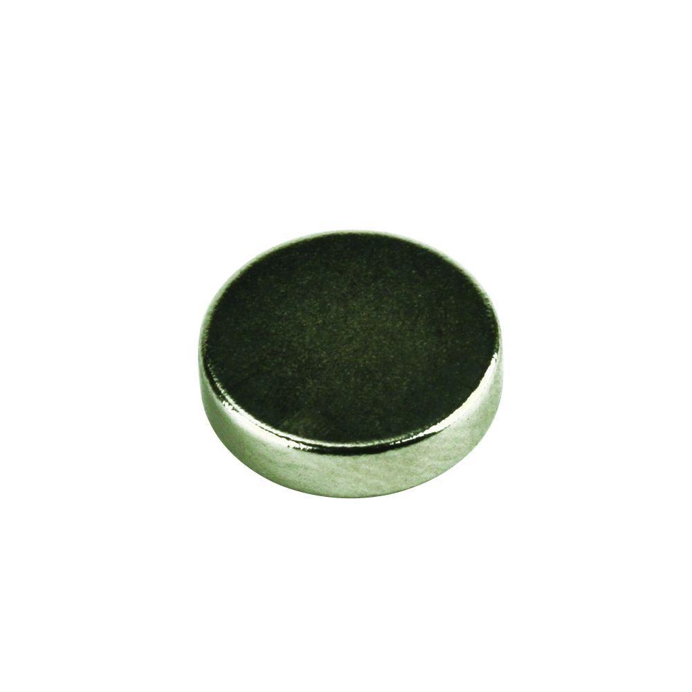 Master Magnet 0.7 in. Neodymium Rare-Earth Magnet Discs (3 per Pack)