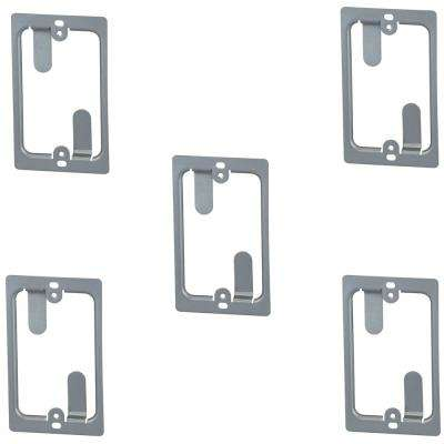 1-Gang Low Voltage Mounting Bracket (5-Pack)