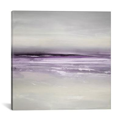 """Sway In Amethyst"" by Rachel Springer Canvas Wall Art"