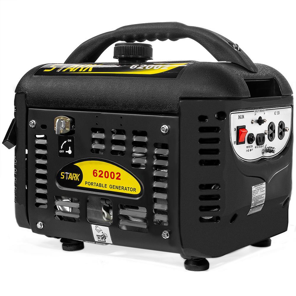 XtremepowerUS 2000-Watt Gasoline Powered Portable Generator EPA Certified
