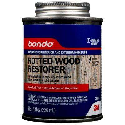 8 fl. oz. Rotted Wood Restorer