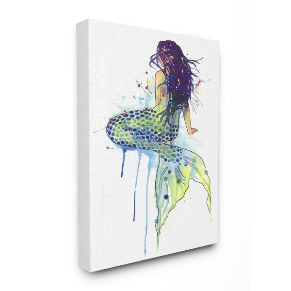 The Stupell Home Decor Collection 30 In X 40 In Dripping