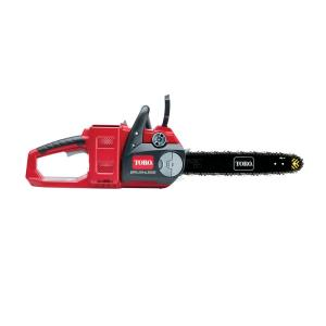 Toro PowerPlex 14 inch 40-Volt Max Lithium-Ion Cordless Brushless DC Chainsaw - Battery and Charger Not lncluded by Toro