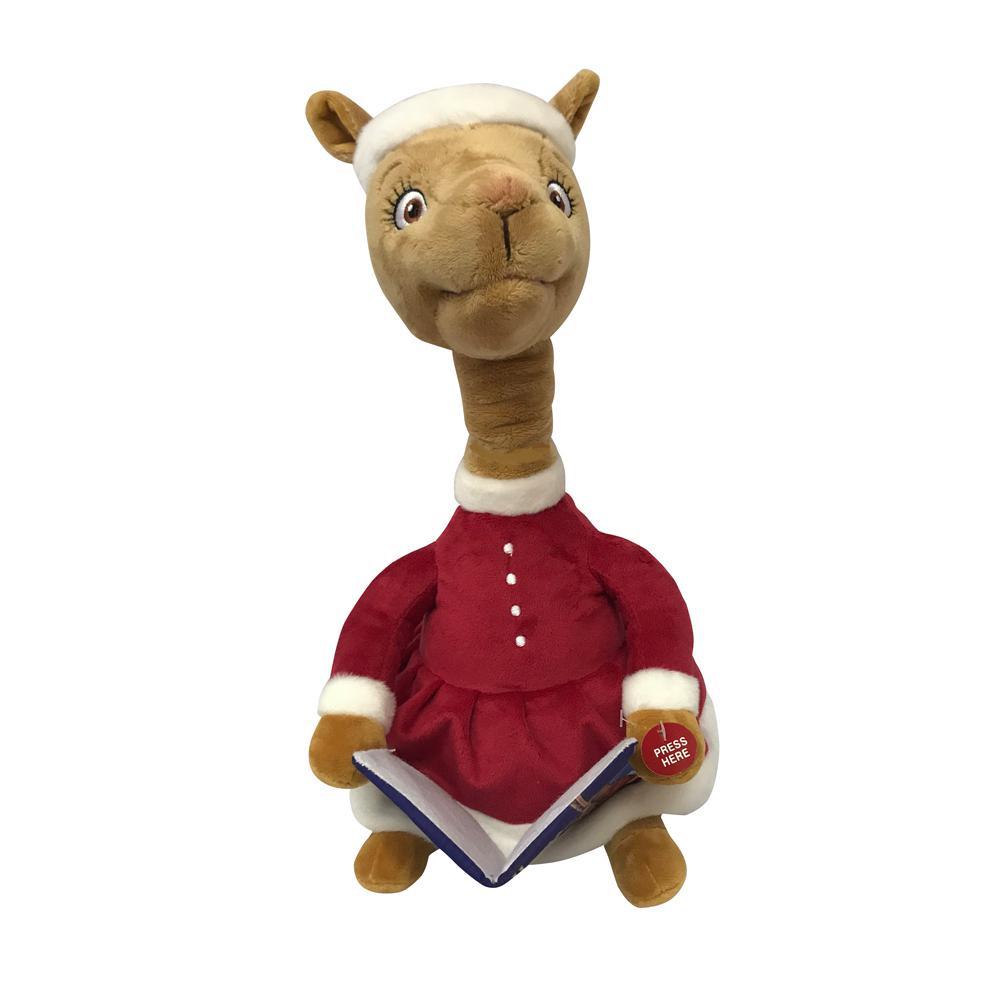 13.5 in Storytelling Holiday Mama Llama