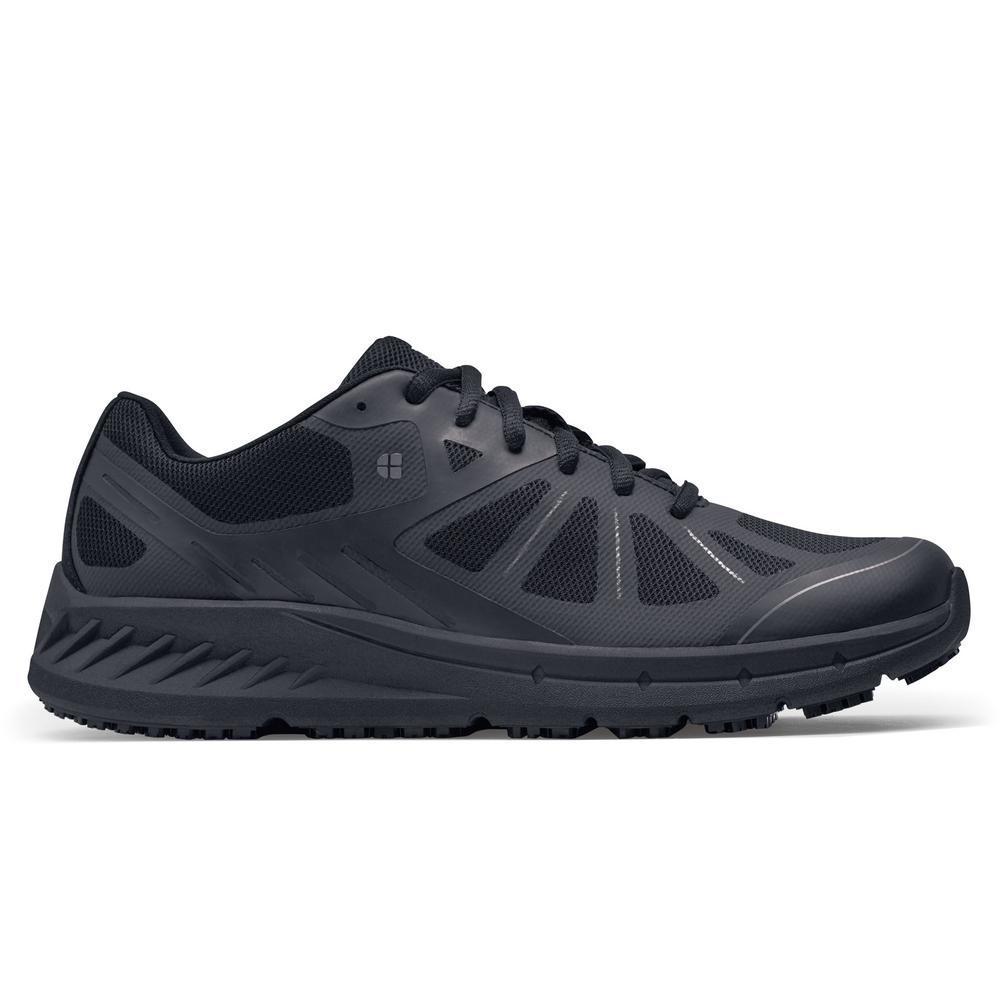 Shoes For Crews Endurance II Men's Size 12 Black Mesh/Synthetic Slip-Resistant Work Shoe